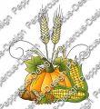 Digi Stamp - Ernte - colorierte Version